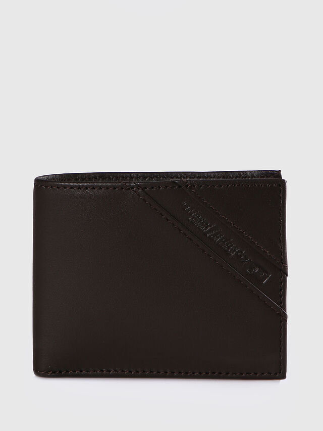 Diesel NEELA XS, Dark Brown - Small Wallets - Image 1