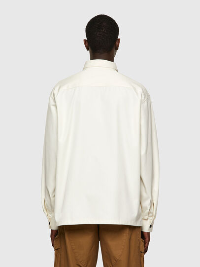 Diesel - S-BUNNELL-A, White - Shirts - Image 2