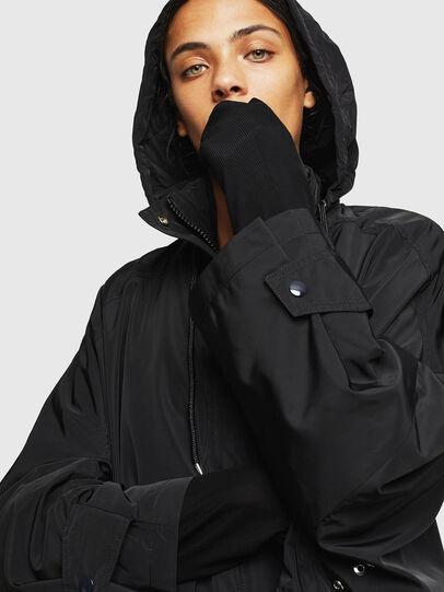 Diesel - G-TAKY, Black - Jackets - Image 3