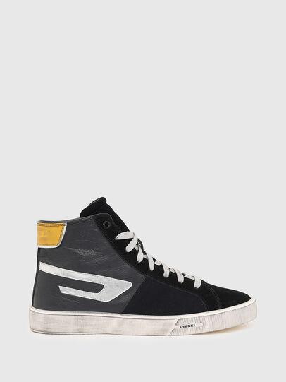 Diesel - S-MYDORI ML, Black/Yellow - Sneakers - Image 1