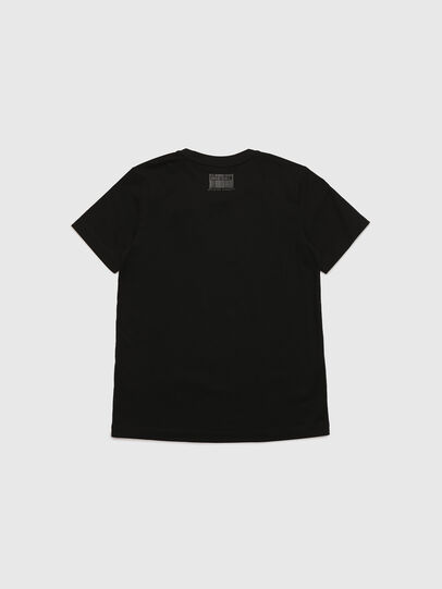Diesel - TSILYHEART, Black - T-shirts and Tops - Image 2