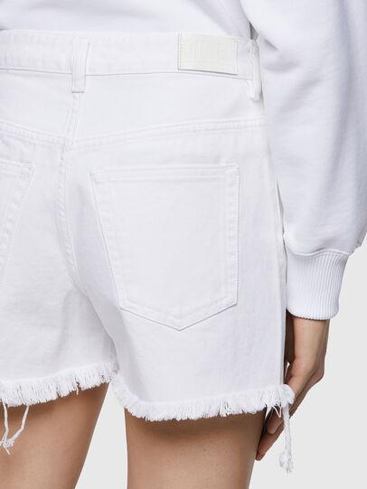 Diesel - DE-REG-R, White - Shorts - Image 4