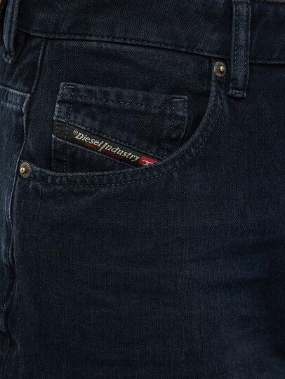 Diesel - D-Reggy 009IP, Dark Blue - Jeans - Image 4