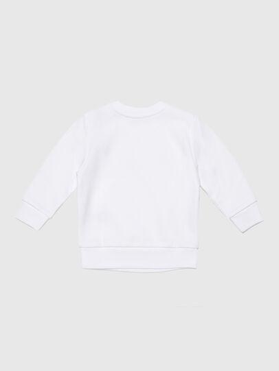 Diesel - SGIRKCUTYB, White - Sweaters - Image 2