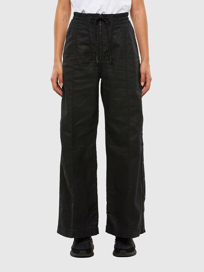 Diesel - D-Jaye JoggJeans 069PF, Black/Dark grey - Jeans - Image 1