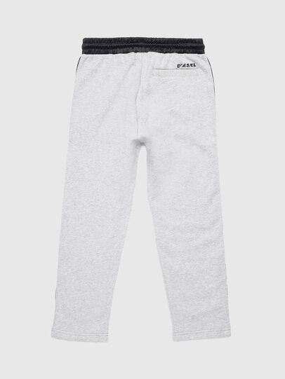 Diesel - PFUMIORR, Gray/Black - Pants - Image 2