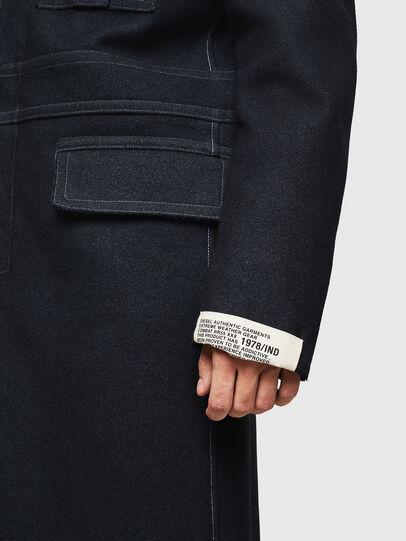 Diesel - W-TIMOTEV, Black - Winter Jackets - Image 6
