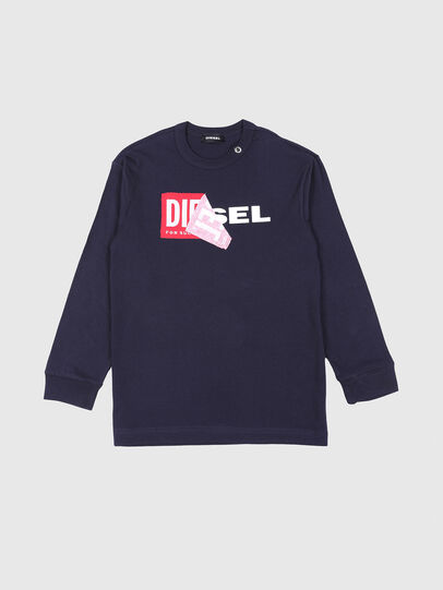 Diesel - TEDRI OVER,  - T-shirts and Tops - Image 1
