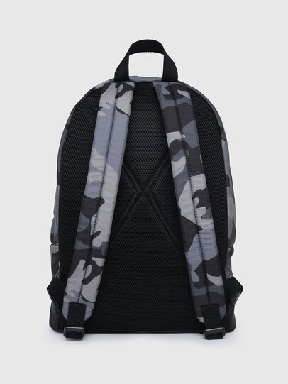 Diesel - VIOLANO, Grey/Black - Backpacks - Image 2