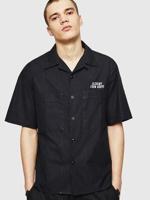 S-KULKOV, Black - Shirts