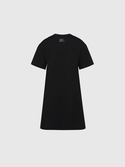 Diesel - D-EYESIE, Black - Dresses - Image 2