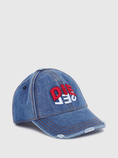 Diesel - CADEI, Blue Jeans - Caps - Image 1