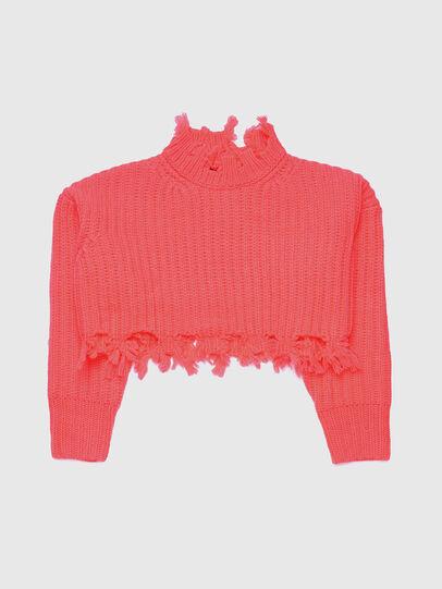 Diesel - KJKIX, Coral Rose - Knitwear - Image 1