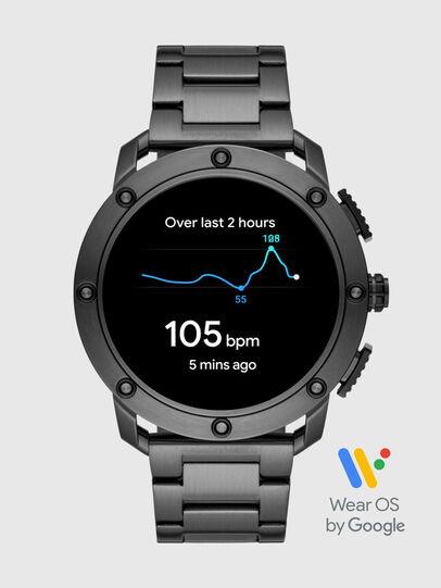 Diesel - DT2017, Dark grey - Smartwatches - Image 7