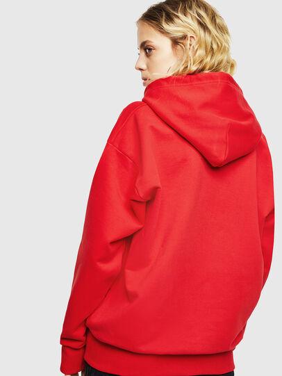 Diesel - S-ALBY-YA, Red - Sweaters - Image 4