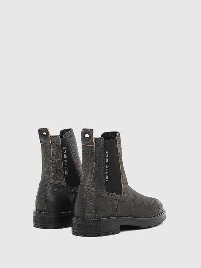 Diesel - D-THROUPER CB, Black - Boots - Image 3