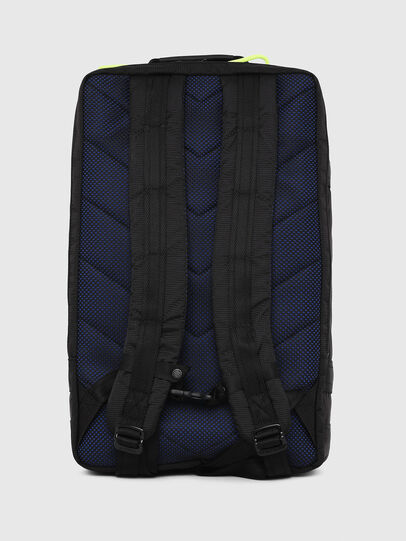 Diesel - MALU, Black/Blue - Backpacks - Image 2