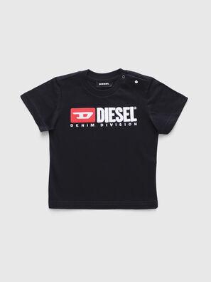 TJUSTDIVISIONB, Black - T-shirts and Tops