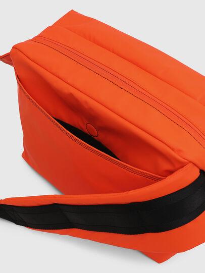 Diesel - F-BOLD CROSS, Orange - Crossbody Bags - Image 6