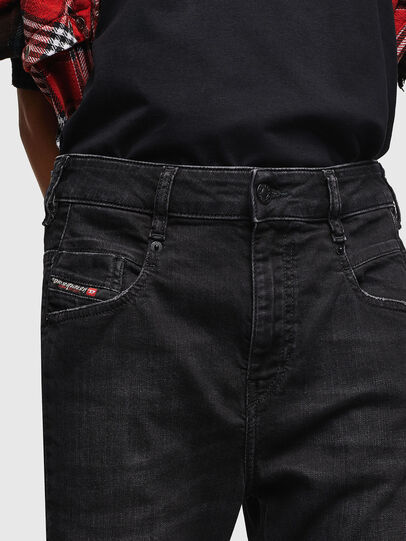 Diesel - Fayza 069BG, Black/Dark grey - Jeans - Image 3