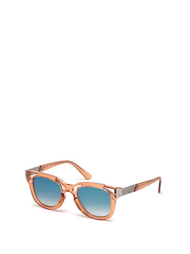 Diesel - DL0232, Peach - Eyewear - Image 4