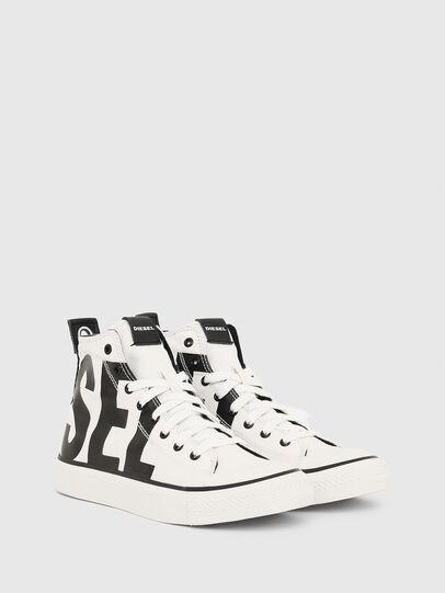 Diesel - S-ASTICO MC W, White/Black - Sneakers - Image 2