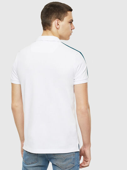 Diesel - T-RALFY-S1, White - Polos - Image 2