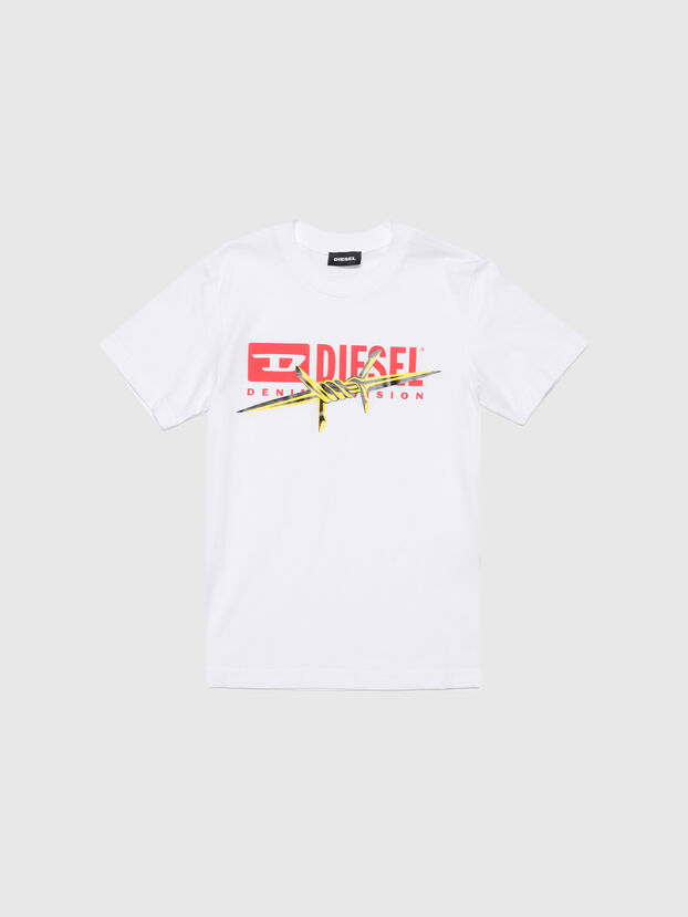 TDIEGOBX2, White - T-shirts and Tops