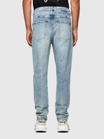 Diesel - D-Vider 009JR, Light Blue - Jeans - Image 2