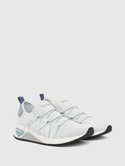 Diesel - S-KB WEB LACE, Azure - Sneakers - Image 2