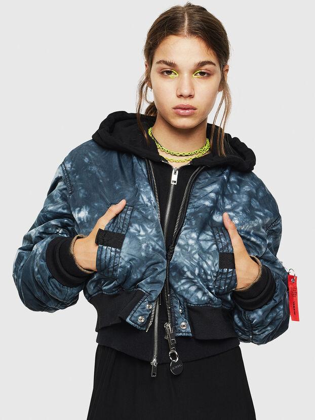 G-IKAS, Dark Blue - Jackets