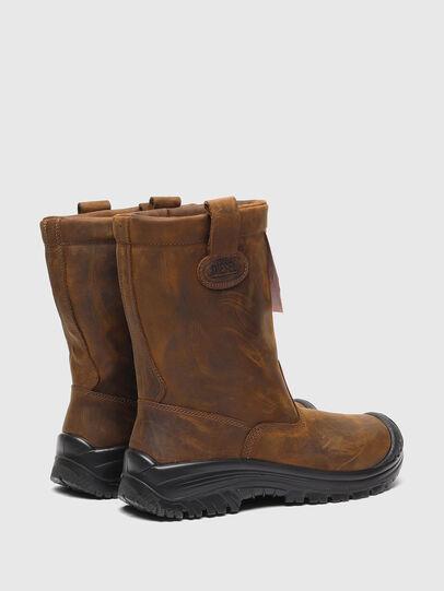 Diesel - H-WOODKUT CH, Brown - Boots - Image 3