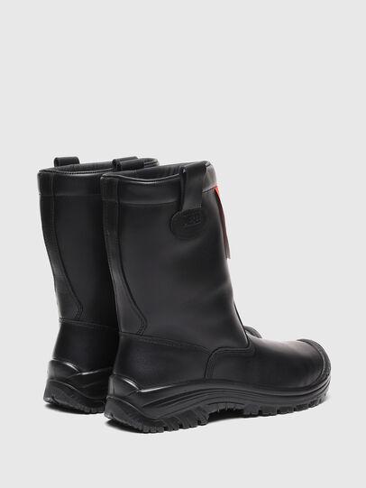 Diesel - H-WOODKUT CH, Black - Boots - Image 3