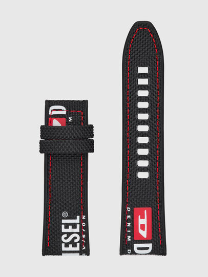 Diesel - DT0012, Black - Smartwatches accessories - Image 1