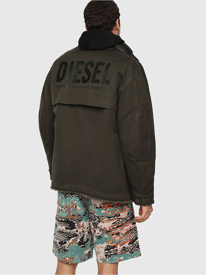 Diesel - J-TOUCHA,  - Jackets - Image 2