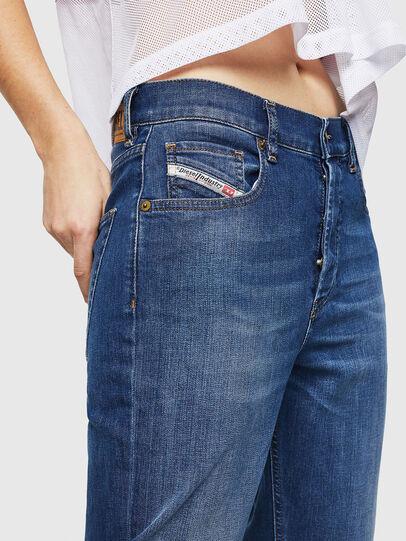Diesel - Aryel 082AZ, Dark Blue - Jeans - Image 3