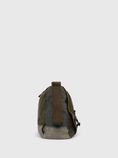 Diesel - BIVIO, Olive Green - Crossbody Bags - Image 3