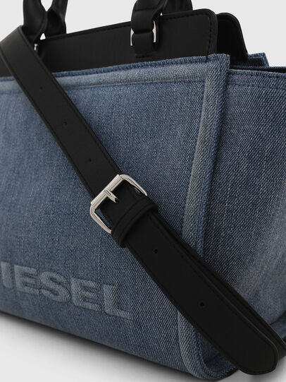 Diesel - BADIA, Blue Jeans - Satchels and Handbags - Image 6