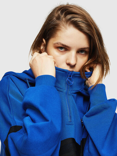 Diesel - F-AVAL, Brilliant Blue - Sweaters - Image 3