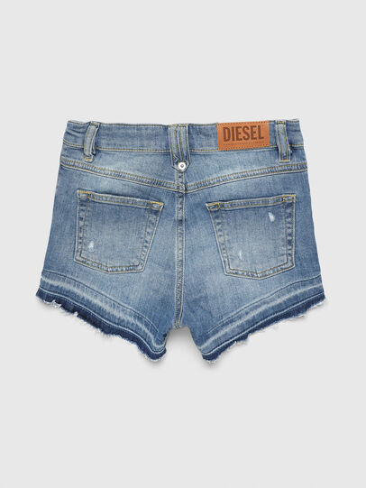 Diesel - PGINGHER-R, Light Blue - Shorts - Image 2