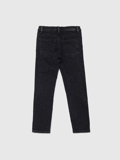 Diesel - BABHILA-J-SP1, Black - Jeans - Image 2