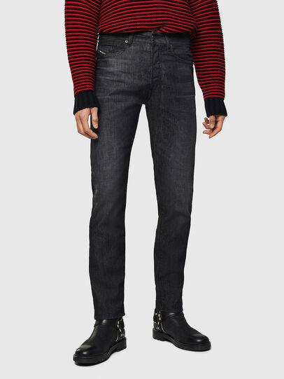 Diesel - Buster 082AT, Black/Dark grey - Jeans - Image 1