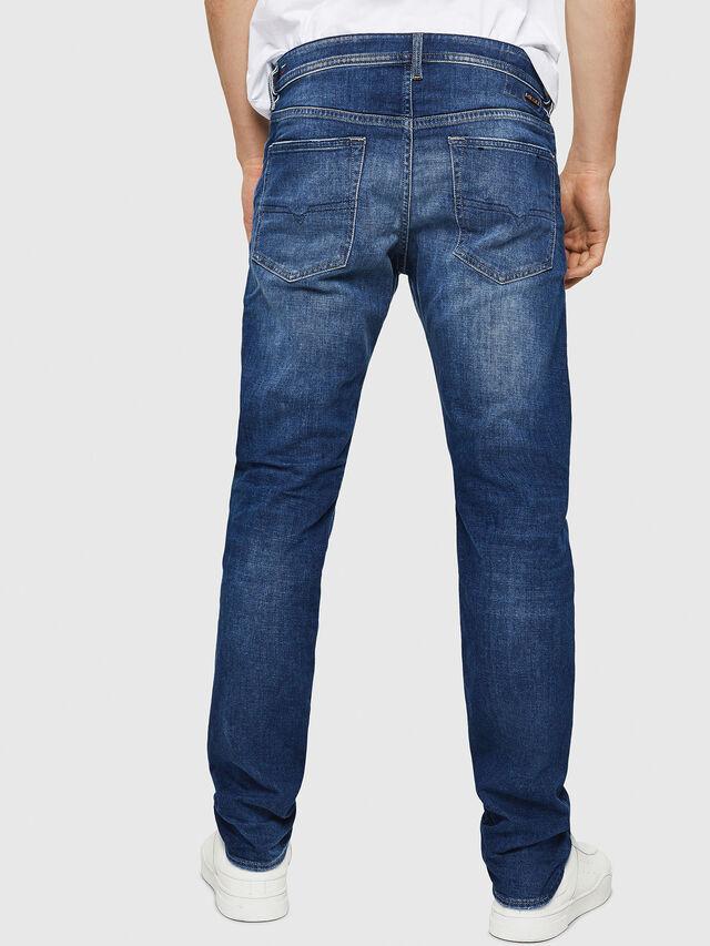 BUSTER 084SZ, Blue Jeans