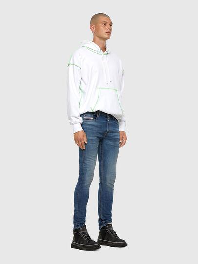 Diesel - Thommer 009DB, Medium blue - Jeans - Image 5