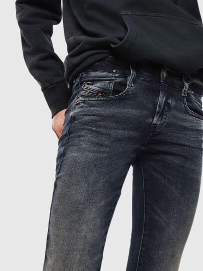 Diesel - D-Ollies JoggJeans 069GD, Dark Blue - Jeans - Image 3