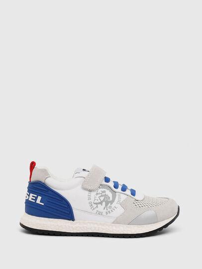 Diesel - SN RUNNER 01 LC CH, White/Blue - Footwear - Image 1