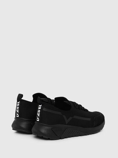 Diesel - S-KBY STRIPE, Black - Sneakers - Image 3