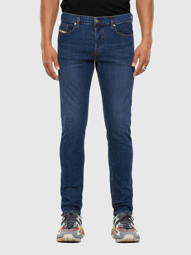 D-Luster 009DG, Medium blue - Jeans
