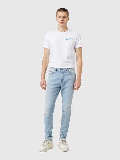 Diesel - D-Amny JoggJeans® Z69VL, Light Blue - Jeans - Image 5