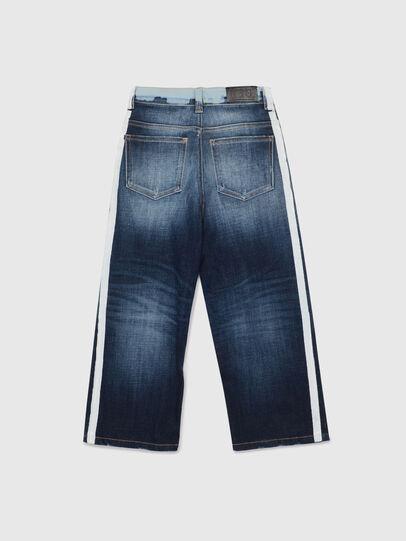 Diesel - WIDEE-J, Medium blue - Jeans - Image 2